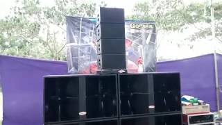 Line Array Mungil 6 Inch MRS Custom - PSSJ Jombang 2019