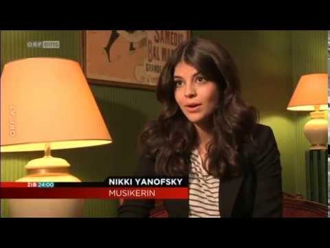 """Nikki Yanofsky """"Little Secret"""" (official Interview Austria)"""