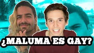 MALUMA ES GAY? - Pablo Agustin