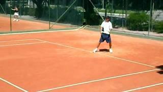 Pedro Ribas 1 DPF Tenis