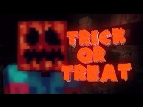 Minecraft Machinima: Trick or Treat!