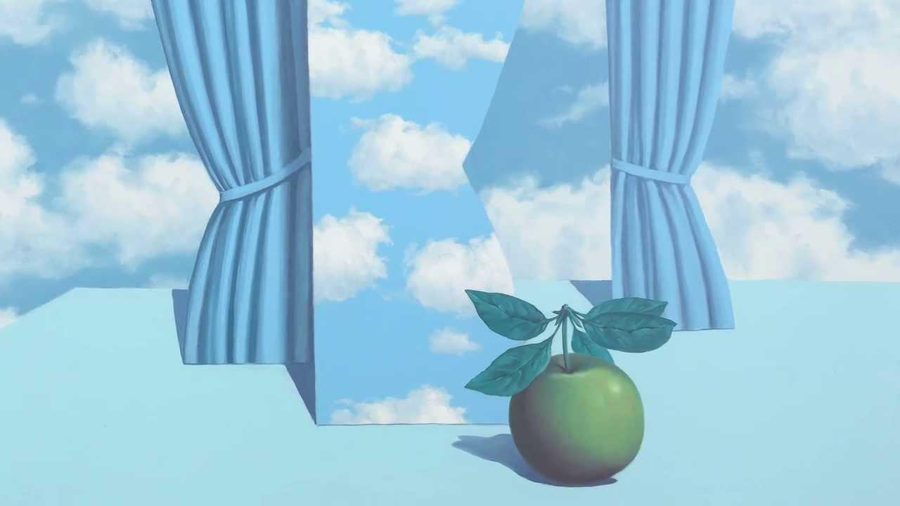 ren magritte 39 s 39 le beau monde 39 youtube. Black Bedroom Furniture Sets. Home Design Ideas
