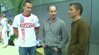 видео: К отбору на олимпиаду Дратцев и Абросимов готовятся в