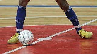 DYNAMO vs SPARTAK. Futsal Supercup of Russia. 30.08.2003