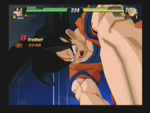 Dragonball Z BT3 Wi-fi UNLIMIT3D-Slowpoke