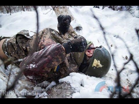 """""""Жабий прыжок"""" боевика ВСУ окончился подрывом и ампутацией"""