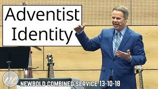 Adventist Identity by Ty Gibson | Newbold Combined