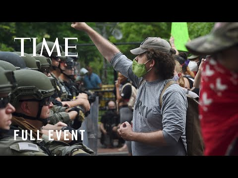LIVE: Washington D.C. Protests Continue Over The Death Of George Floyd | TIME