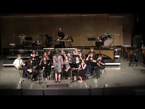 Sabetha Middle School 6th Grade Band Spring 2016