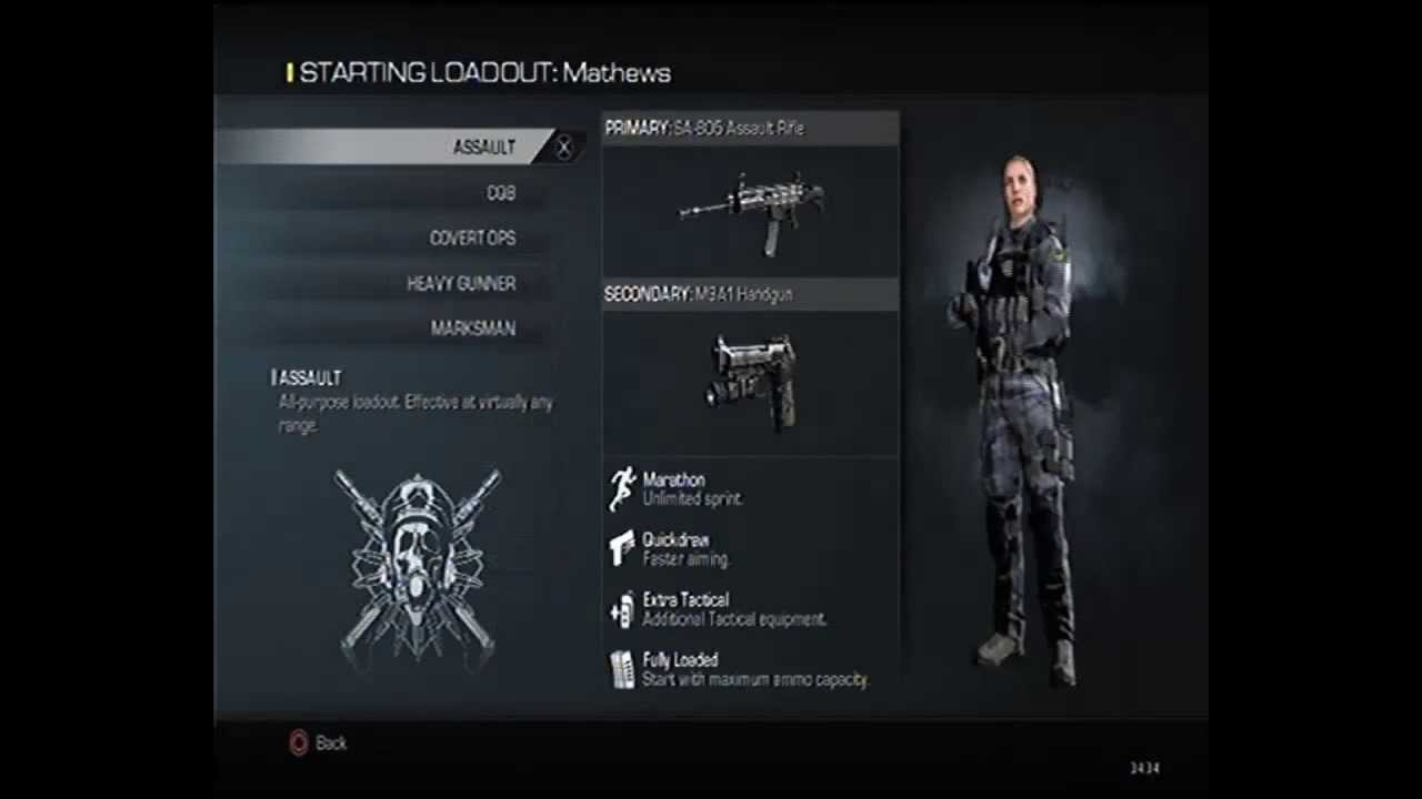call of duty ghost 10th prestige everything unlocked youtube