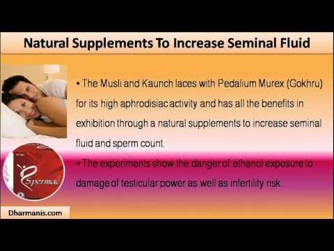 count sperm Preejaculatory fluid