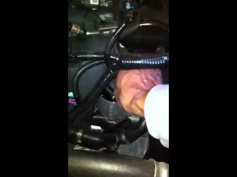 where is equinox '11 oil filter locate? - youtube 2012 equinox fuel filter 2012 mustang fuel filter location