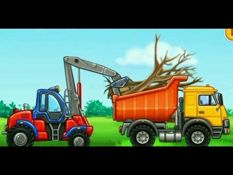 мульт игра грузовичок для детей играть онлайн бесплатно ...