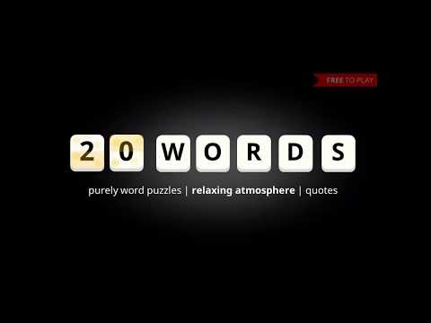20words Word Puzzles Inspiring Quotes Apps On Google Play