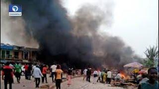 Adamawa Bomb Blast: Death Toll Rises To 34 18/11/15