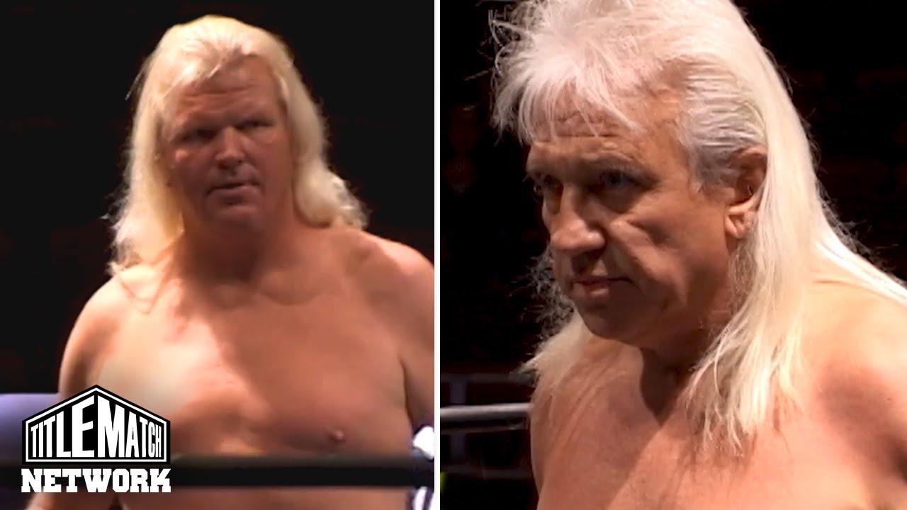 "Ricky Morton & Charlie Dreamer vs ""Beautiful"" Bobby Eaton & Bobby Shields - Tag Team Wrestling"