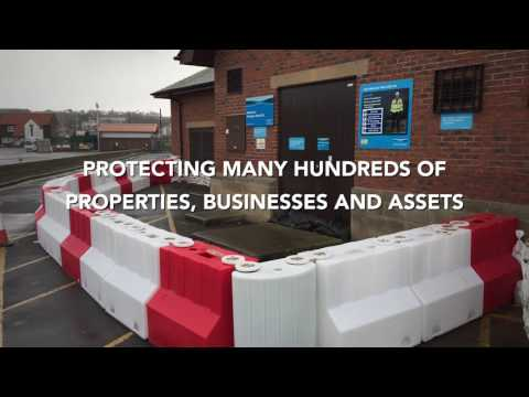 Floodstop Flood Barriers Introduction - Temporary Flood Defence