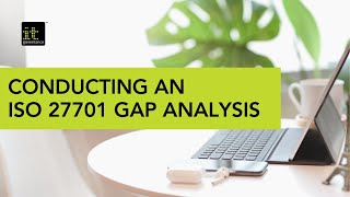 What are the practical steps to conducting an ISO 27701 gap analysis?