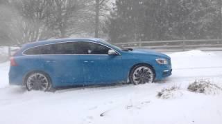 15 volvo v60 t6 r design snow and ice layer
