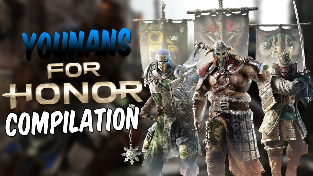 Download FOR HONOR FUNNY MOMENTS AND RAGE COMPILATION!!