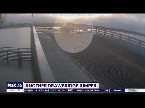 Police-Video-catches-drawbridge-jump-in-Daytona-Beach