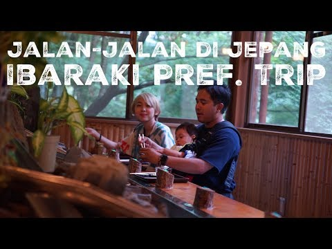 JAPAN VLOG : Ibaraki prefecture trip