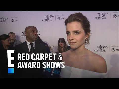 Thumbnail: Would Emma Watson Write a Cookbook? | E! Live from the Red Carpet