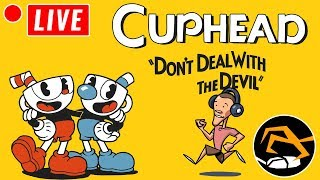 "CUPHEAD Expert ""S"" Rank - Live Stream 