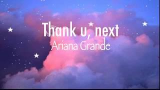 thank u, next (lirik lagu)