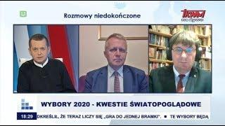 Rozmowy niedokończone: Wybory 2020 – kwestie światopoglądowe cz.I