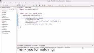 Basic Java - Change font, and background color