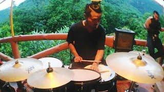 Patea - Drums solo at Concerto Mizoram (Concerto-3)