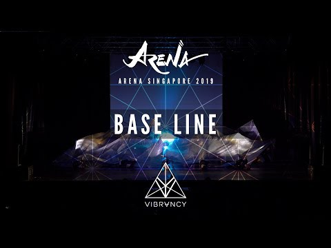 [2nd Place] Base Line | Arena Singapore 2019 [@VIBRVNCY 4K]
