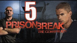 Prison Break: The Conspiracy Walkthrough Hd - New Roomie - Part 5  Chapter 4