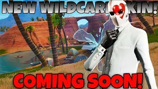 New Wildcard skin coming soon! Top Fortnite Player on Console! Road to 2k Subs!