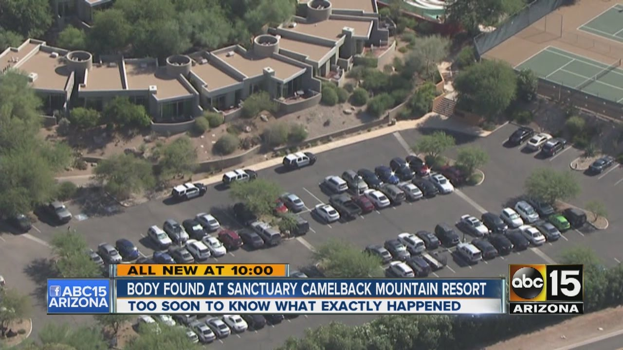 body found at sanctuary camelback mountain resort - youtube