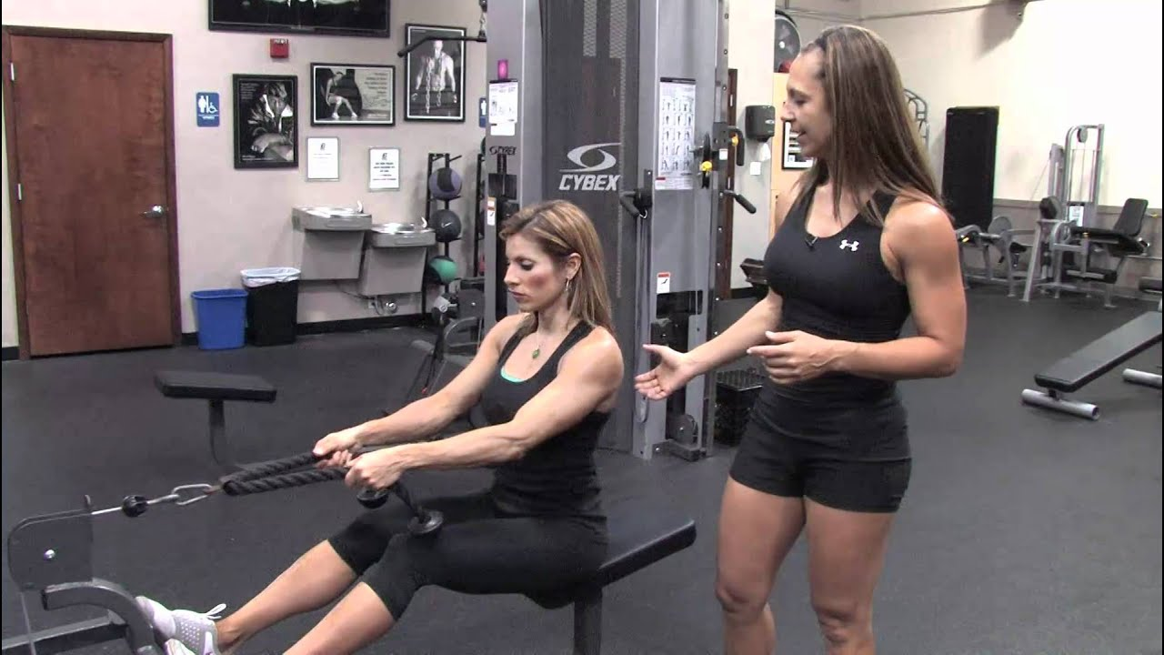 Building Your Body : How to Build Up Your Shoulder Blades