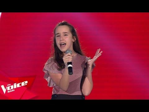 Altea - Rise Up | Audicionet e Fshehura | The Voice Kids Albania 2019
