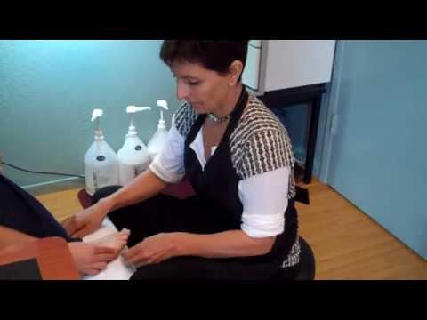 Cindy Toenail Tip for Split Nails