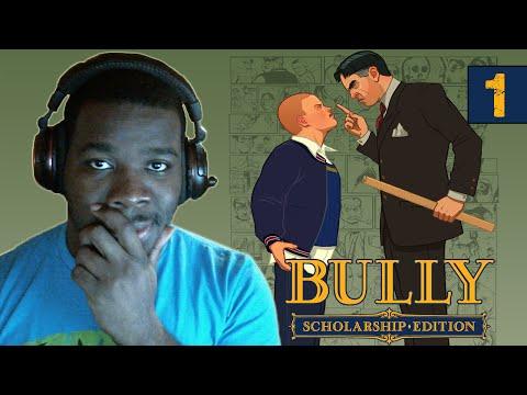 Bully Scholarship Edition Gameplay Walkthrough PART 1 - Lets play Bully Scholarship Edition