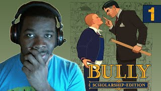 Bully Scholarship Edition Gameplay Walkthrough PART 1 - Lets play Bully Scholarship Edition