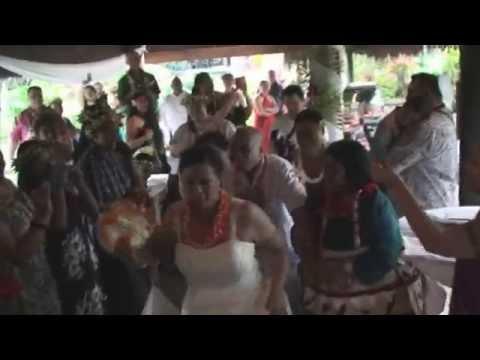 JoVili Wedding Cook lslands