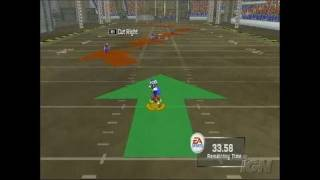 Madden NFL 08 PlayStation 2 Gameplay - You Can