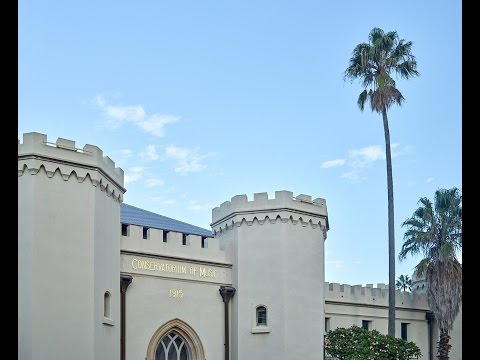 Welcome to Sydney Conservatorium of Music