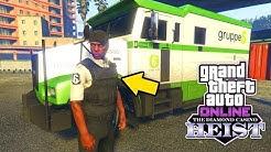 Gruppe 6 Outfit bekommen! (Schnell & einfach) - GTA Online: Casino Heist DLC
