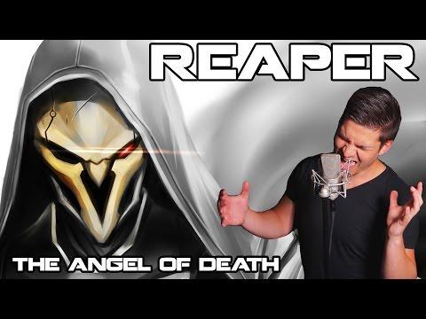 Reaper - The Angel of Death (Overwatch song) | Average Jonas