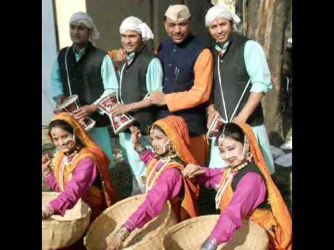 New Jaunsari Gadwali song (Gundi gailo Aata dhariya negi)