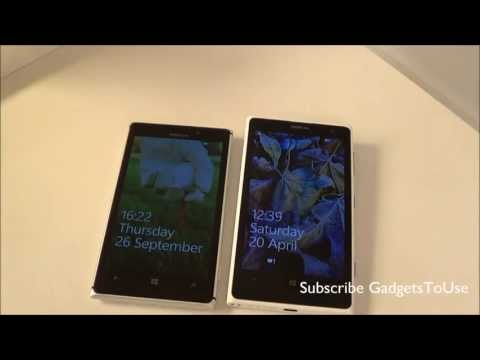 Nokia Lumia 1020 VS Lumia 925 Comparison Review, Design, Form Factor and Price