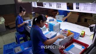 HardworX Shenzhen Innovation Tour 2018 - Packaging Factory Tour