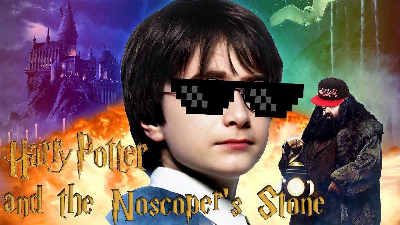 Harry Potter and the Noscoper's Stone - YouTube